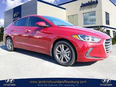 2018 Hyundai Elantra Value Edition (Scarlet Red Pearl)