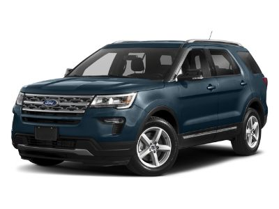 2018 Ford Explorer Limited 4WD (Shadow Black)