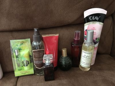 Lotions and sprays