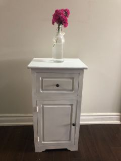Side table moving sale