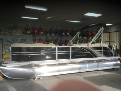 2018 Starcraft CX 23 Q Pontoon Boats Lagrange, GA