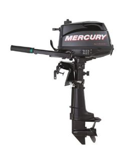 "Buy NEW MERCURY 5 HP 4 STROKE OUTBOARD MOTOR TILLER 20"" SHAFT BOAT ENGINE motorcycle in Millsboro, Delaware, US, for US $1,554.00"