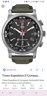 Timex Expedition t49819 watch