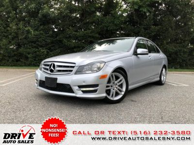 2012 Mercedes-Benz C-Class C300 4MATIC Luxury (Iridium Silver Metallic)