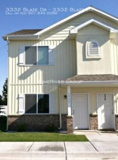 Single-family home Rental - 3332 Blaze Dr