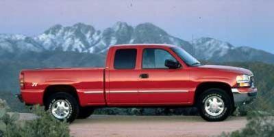 1999 GMC Sierra 1500 SLE (Fire Red (Met))