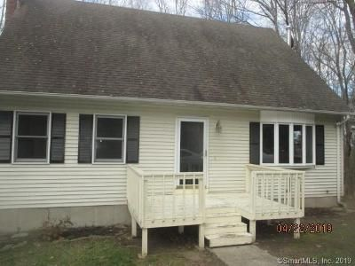2 Bed 2 Bath Foreclosure Property in Stafford Springs, CT 06076 - Hampden Rd