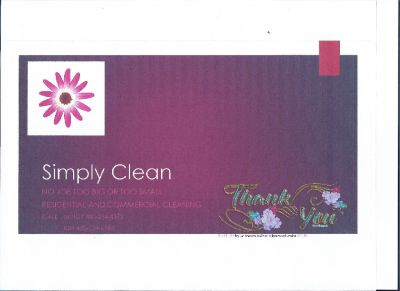 Experienced residential and commercial cleaning company.