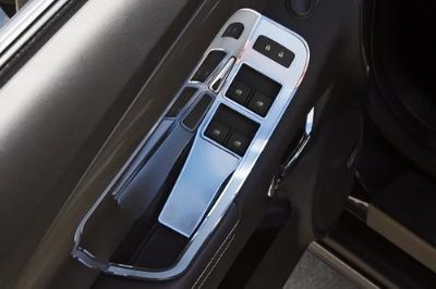 Purchase ACC 101046 - 2011 Brushed Chevy Camaro Door Handle Pull Covers Car Chrome Trim motorcycle in Hudson, Florida, US, for US $108.85