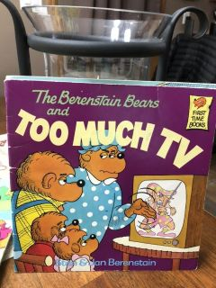 The Berenstain Bears Too Much Tv