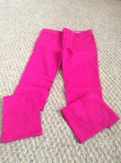 Crazy 8 10 pink jeans