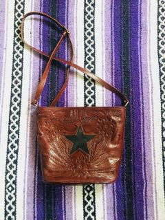 Leaders in Leather Purse