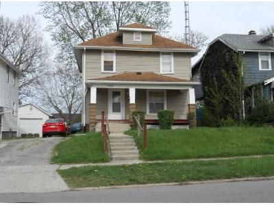 3 Bed 1 Bath Foreclosure Property in Lima, OH 45804 - Prospect Ave