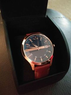 A|X Armani Exchange Hampton men's watch