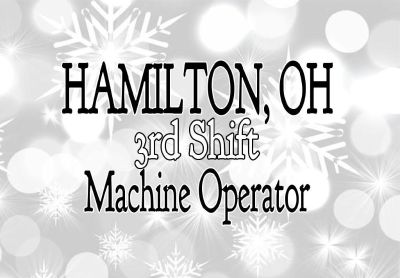 Machine Operators
