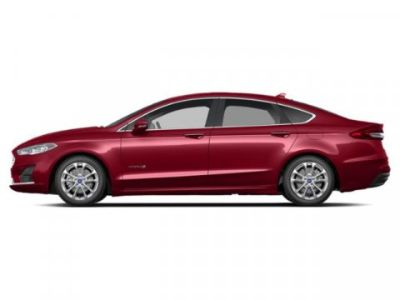 2019 Ford Fusion Hybrid SE (Rich Copper Metallic Tinted Clearcoat)