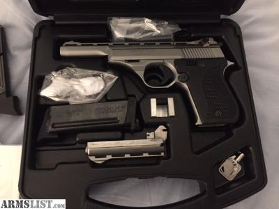 For Sale: PHOENIX HP22A DLX RANGEMASTER TARGET PISTOL KIT 2 Mags.