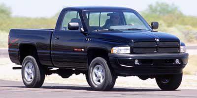 1997 Dodge RSX Laramie SLT (White)