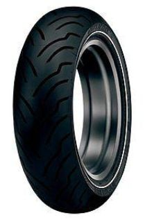 Find DUNLOP AMERICAN ELITE REAR TIRE 180/65B16 NARROW WHITEWALL HARLEY FL 09-UP motorcycle in Gambrills, Maryland, US, for US $227.95