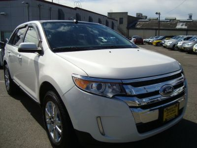2011 Ford Edge Limited (White Suede)