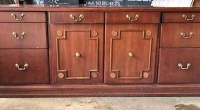 PROJECT CREDENZA $25