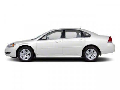 2012 Chevrolet Impala LTZ (Summit White)