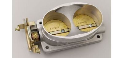 Purchase BBK 1755 Throttle Body Twin 65mm Ford F-150 Lightning 5.4L Each motorcycle in Tallmadge, OH, United States, for US $369.99