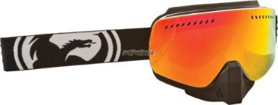 Sell Dragon NFXS Snow Goggles INVERSE KIT RED ION AND YELLOW BLUE ION LENSES motorcycle in Sauk Centre, Minnesota, United States, for US $159.95