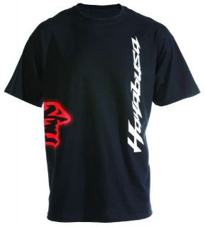 Find SUZUKI HAYABUSA V2 T-SHIRT IN BLACK - SIZE LARGE - BRAND NEW motorcycle in Winchester, Virginia, United States, for US $20.95