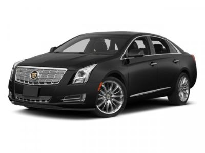 2013 Cadillac XTS Luxury Collection (Sapphire Blue Metallic)