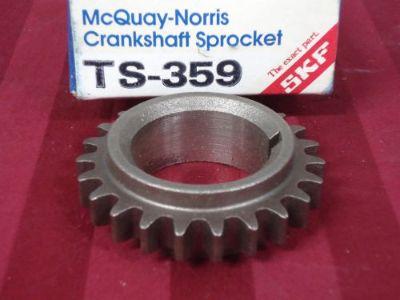 Find 1965-89 Chrysler NOS McQuay Norris Crankshaft Sprocket #TS359 motorcycle in Marietta, Ohio, United States, for US $25.00