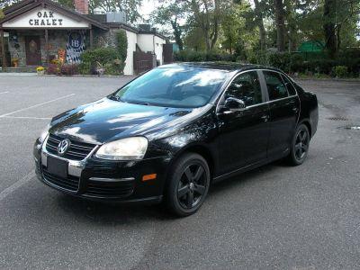 2008 Volkswagen Jetta SE PZEV (Black)