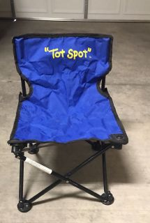 Toddler folding chair