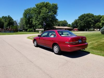 Very Dependable 2002 Honda Accord SE (Special Edition)