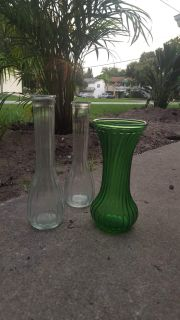 3 Vase Collection