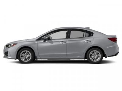 2019 Subaru Impreza Premium (Ice Silver Metallic)