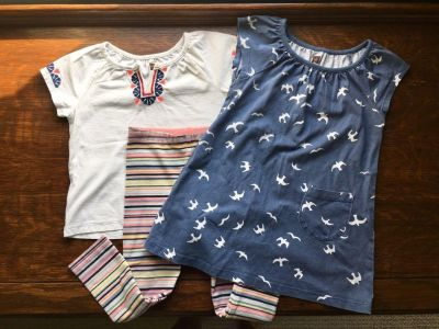 Tea Collection Coordinating Outfit - 2T