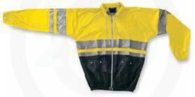 Purchase NELSON RIGG 2-PIECE RAINSUIT ~ 1 YR WARRANTY ~ LARGE ~ YELLOW & SILVER ~ Harley motorcycle in Harleysville, Pennsylvania, US, for US $34.11