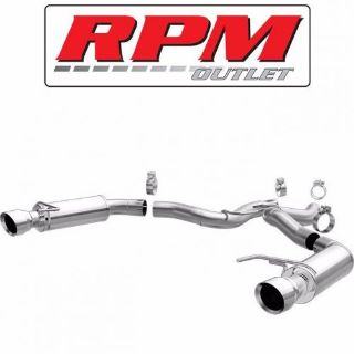 Find MAGNAFLOW COMPETITION AXLE BACK EXHAUST 19103 2015-2017 FORD MUSTANG GT 5.0L V8 motorcycle in Gilbert, Arizona, United States, for US $760.28