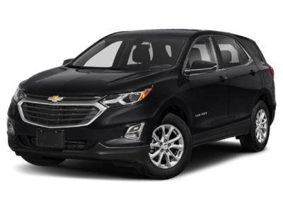 2019 Chevrolet Equinox (Silver)