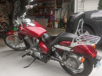 2009 Honda SHADOW SPIRIT 750 C2