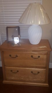 Vintage Life Cabinet (Night Stand) -- OBO!