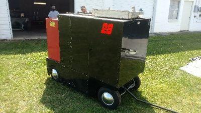 Large Pit box