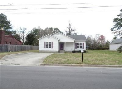 4 Bed 2 Bath Foreclosure Property in Wilson, NC 27893 - Lincoln St S