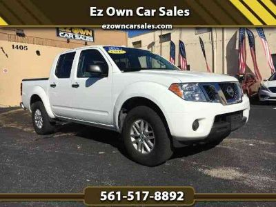 Used 2016 Nissan Frontier Crew Cab for sale