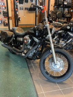 2009 Harley-Davidson Street Bob Motor Bikes Augusta, ME