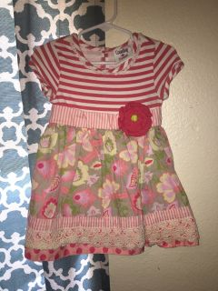 Counting Daisies Dress- Size 2T