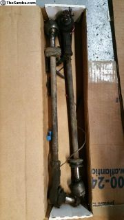 Vanagon Inner and outer tire rods (For Parts)