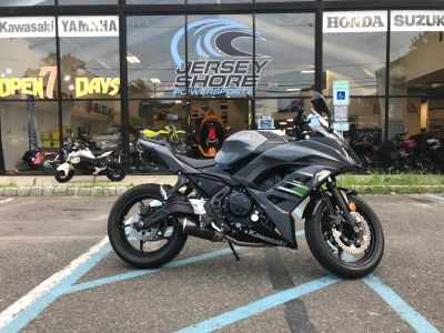 2018 Kawasaki Ninja 650 ABS Sport Motorcycles Middletown, NJ