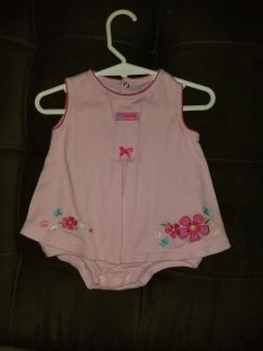 6 to 9 month outfit. Lots of girls clothes